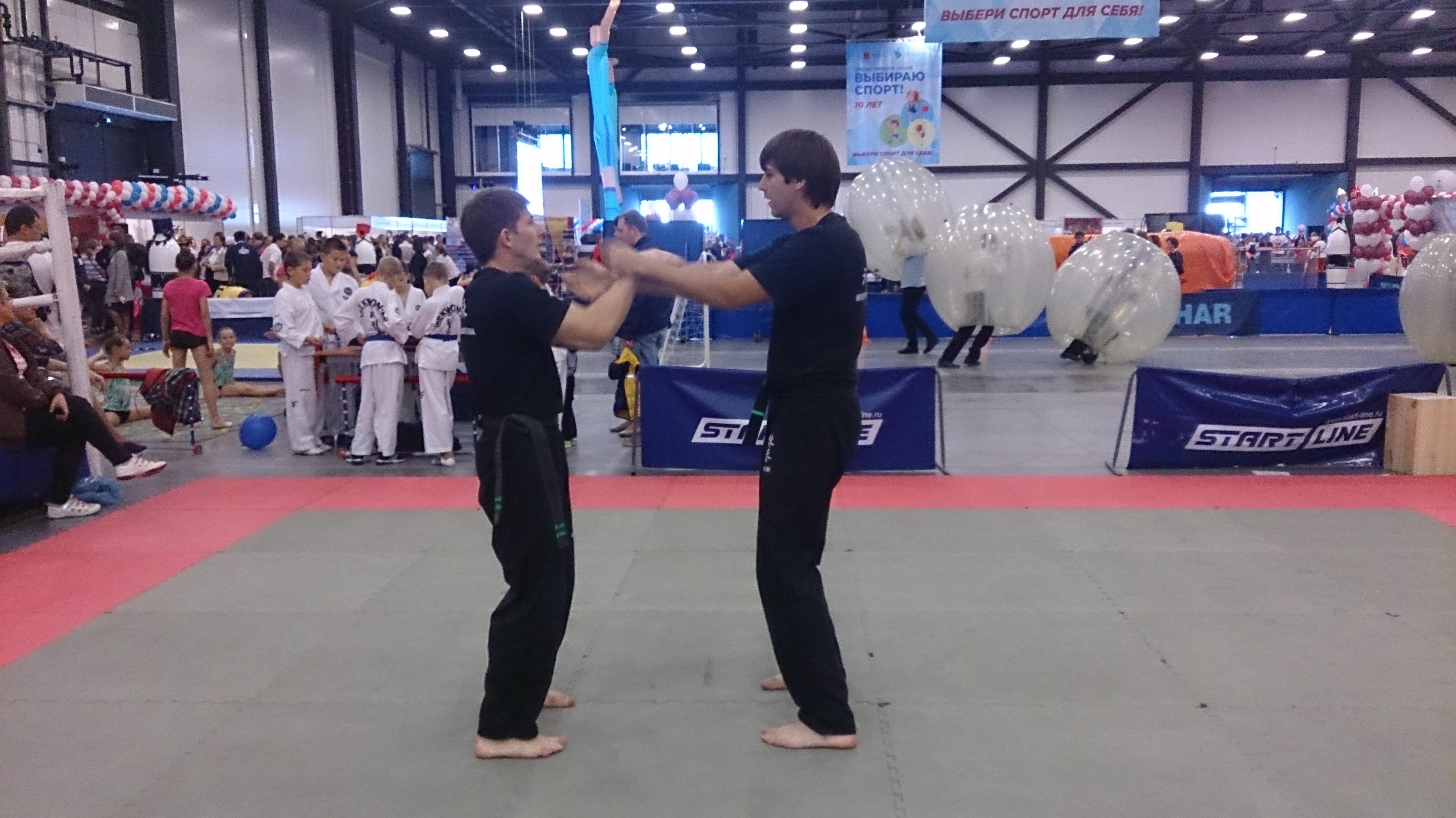 Тайские боевые искусства » Муай Тай 66